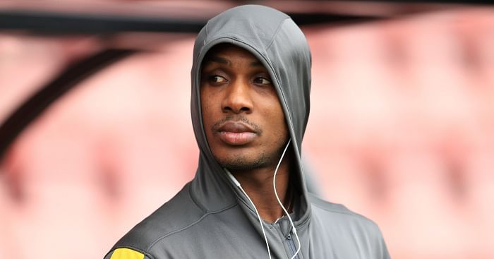 Odion Ighalo To Wear Shirt No 25 At Manchester United