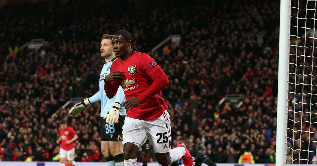 Ighalo Scores First Manchester United Goal In Win Against Club Brugge