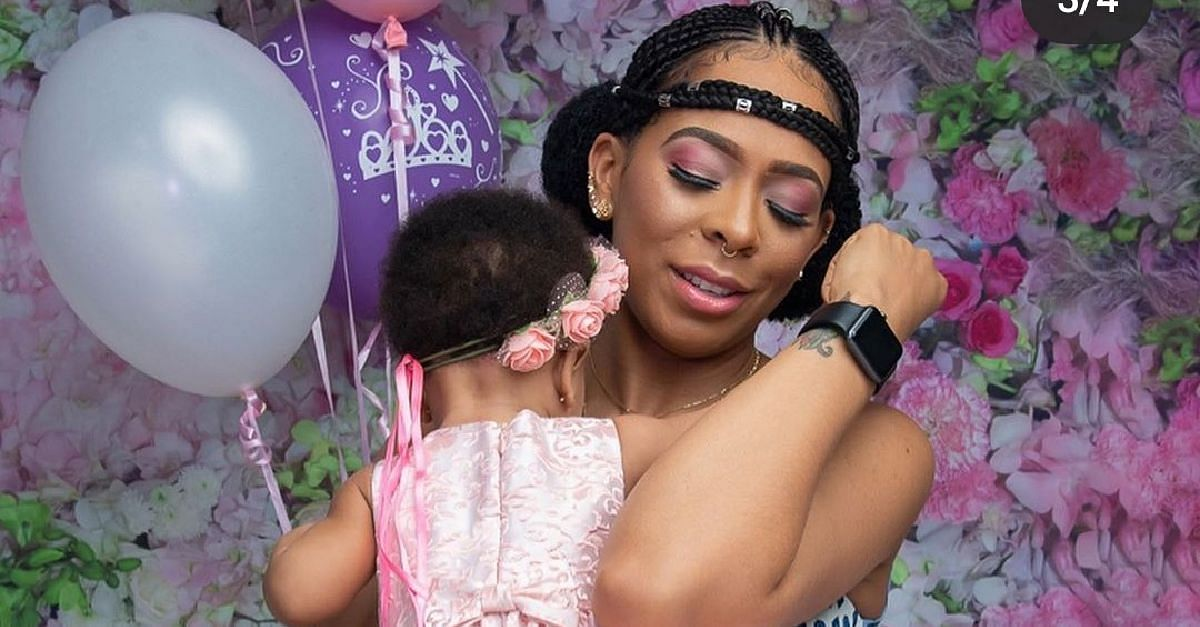 TBoss Shares Nude Maternity Pictures