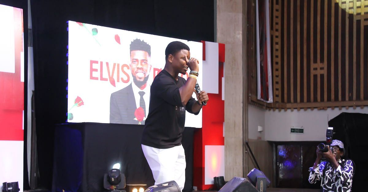 Elvis Poko Comedy Show: A Night Of Fun, Laughter And Entertainment