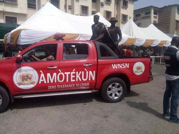 Amotekun: Bill Passes Second Reading In Ondo State
