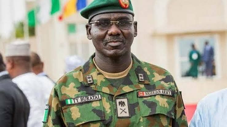 You Can End Boko Haram Without Foreign Support - Buratai To Troops