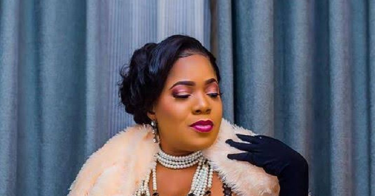 Toyin Abraham Advises Fans To Stop Using People's Past To Judge Them