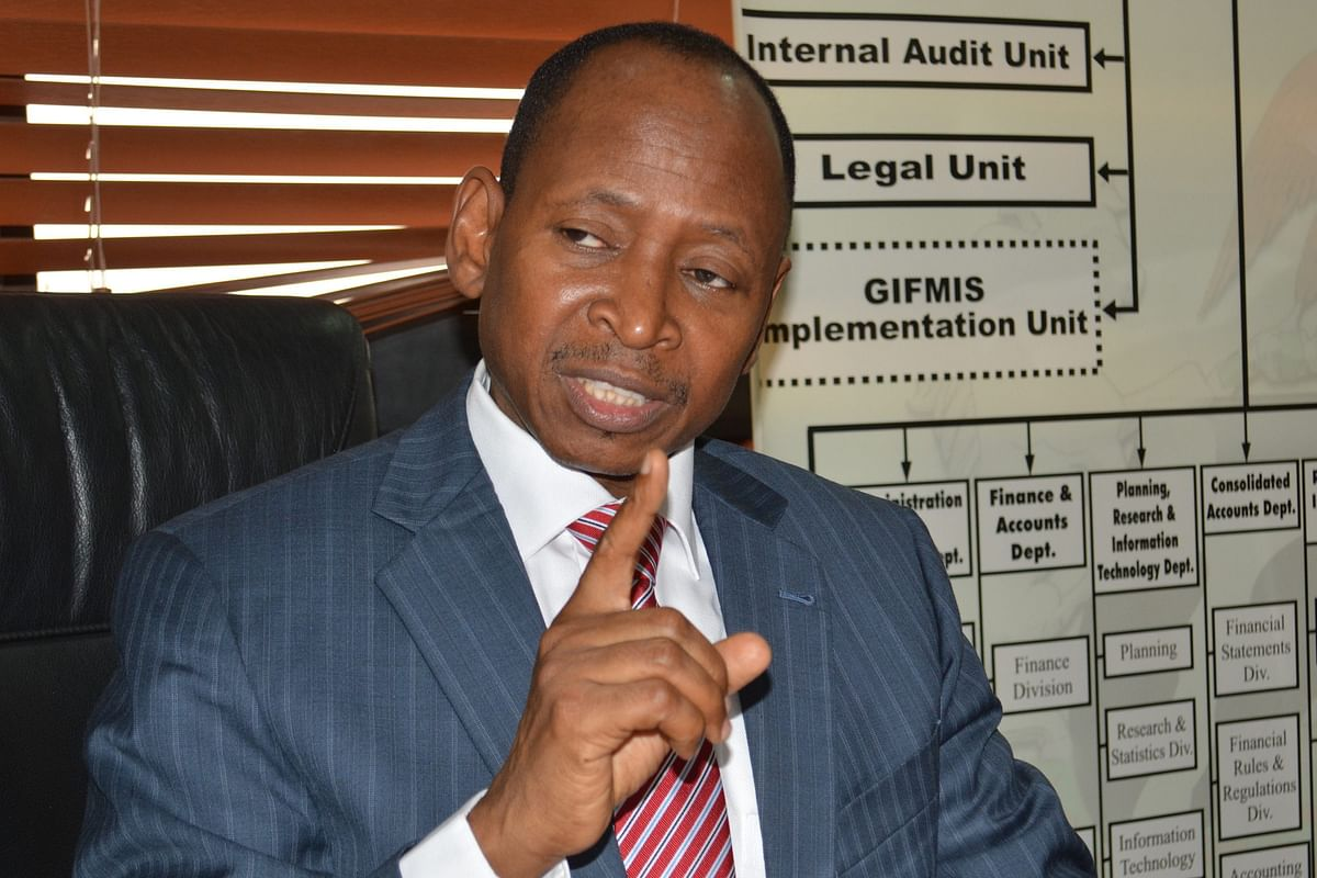 Accountant-General Fails To Explain N2.9BN IPPIS Funds