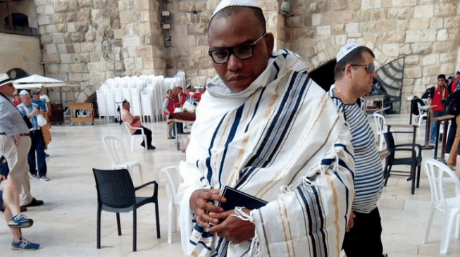 Steer Clear Of Kanu Parents' Burial - Group Warns Police, Army