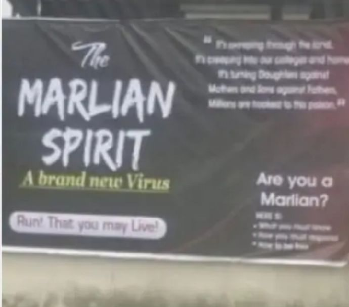 Lagos Church To Hold Revival Against 'The Marlian Spirit'