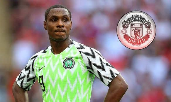 Manchester United Ban Odion Ighalo From Club's Training Ground