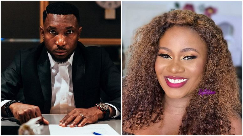 Timi Dakolo's 'Sister' Drags Him For Blocking Her On Whatsapp