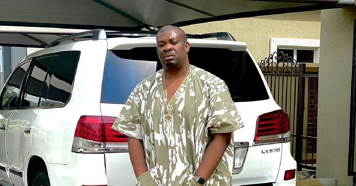 """No One Is Going To Fight Your Battle,"" Don Jazzy Tells Fans"