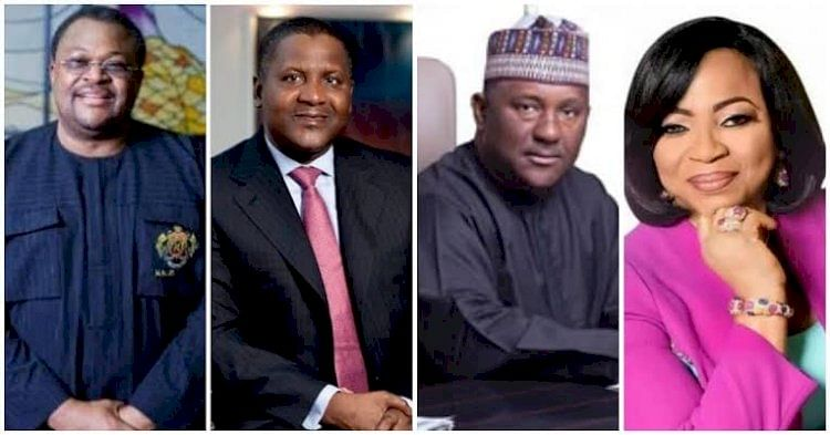 See The Four Nigerians Who Made The Forbes 2020 Billionaires List