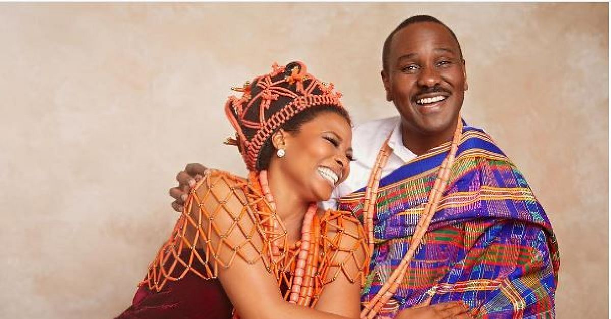 Pastor Ighodalo And Wife, Ibidun, Mark 13th Wedding Anniversary