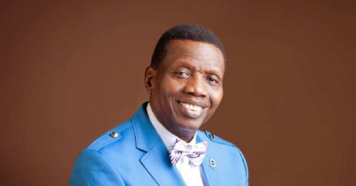 Don't Marry A Woman Who Can't Cook - Pastor Adeboye