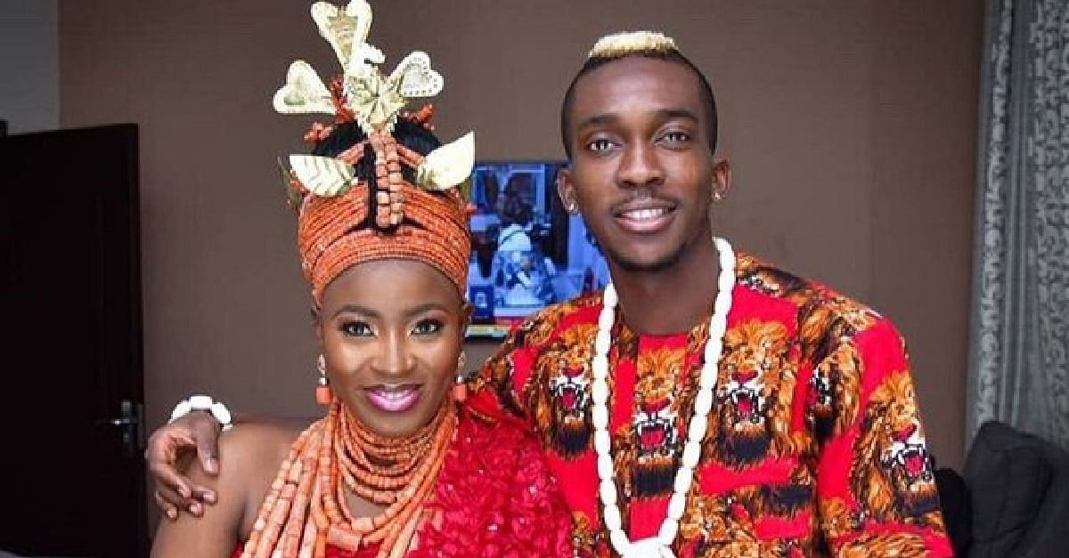 See First Photos Of Henry Onyekuru's New Born Daughter
