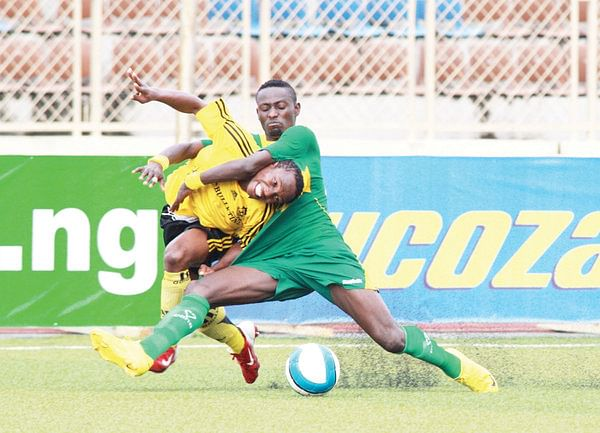 NPFL Matches Not Suspended - LMC And NFF Confirm