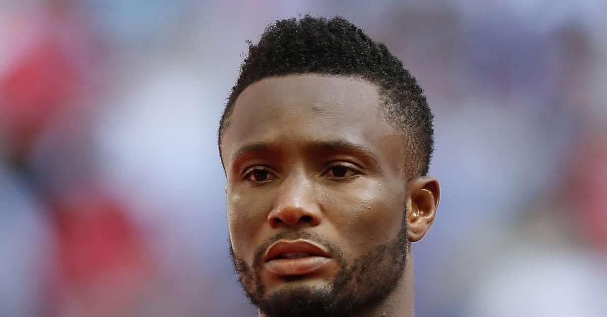 """They don't care,"" Mikel Confirms He Won't Return To Trabzonspor"