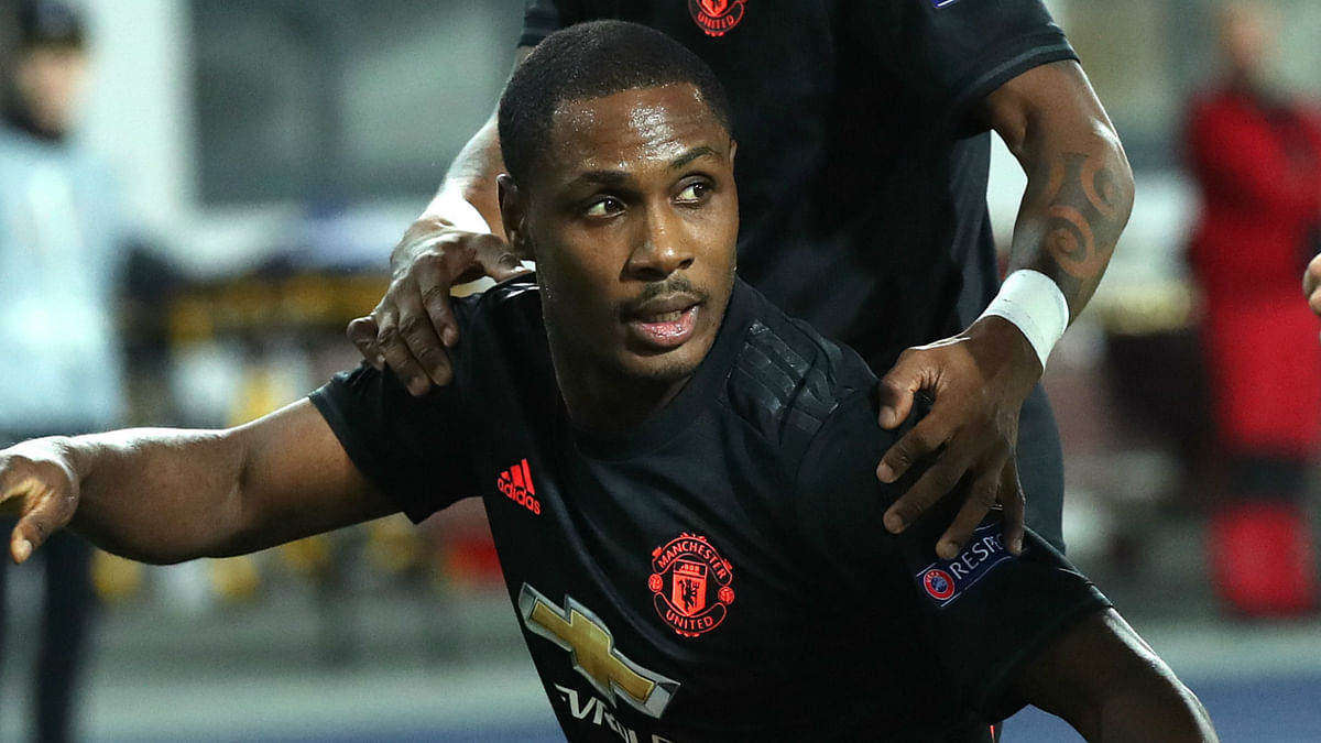 Ighalo Reveals Why He Never Wore A Ronaldo Or Rooney Man United Shirt