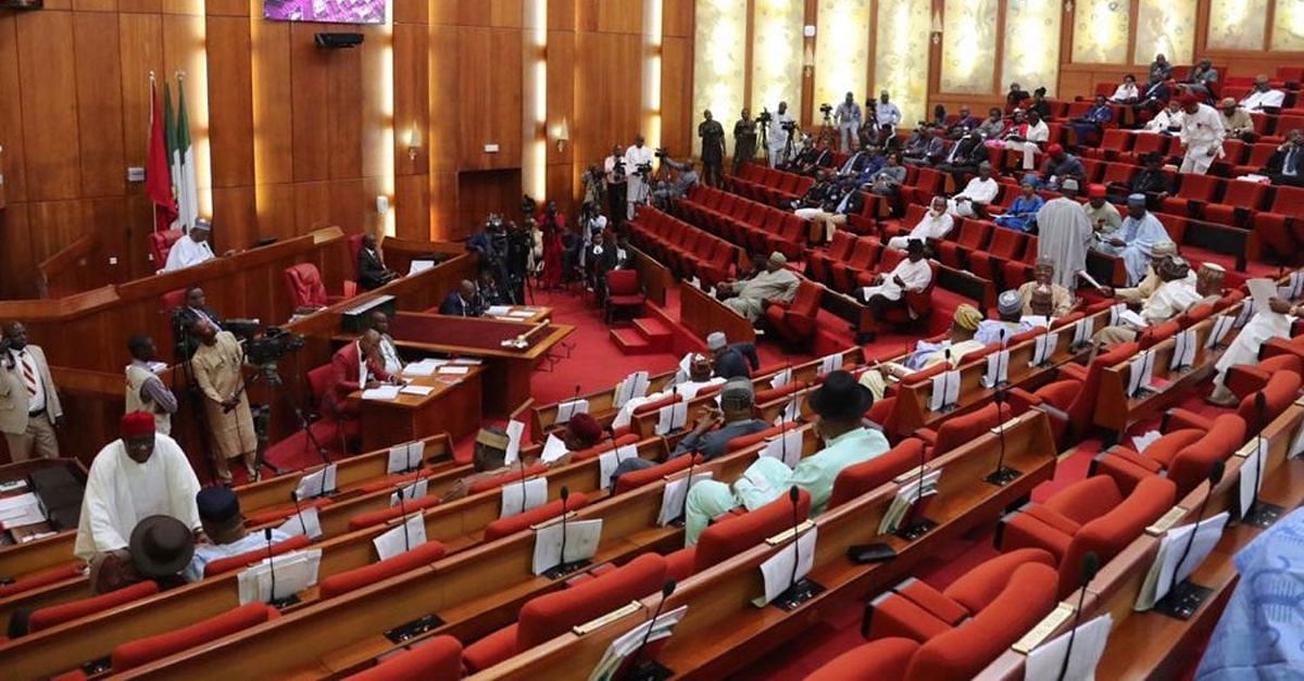 Nigerian Senate To Decentralize Police Force