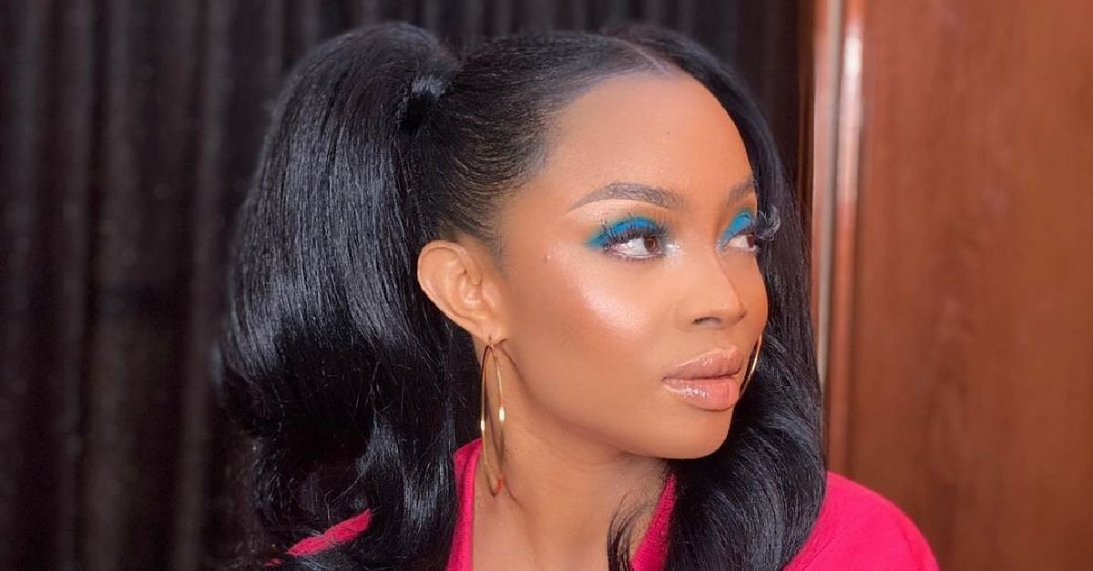 Toke Makinwa Schools Ladies On Sex, Advises Them To Get Vibrators