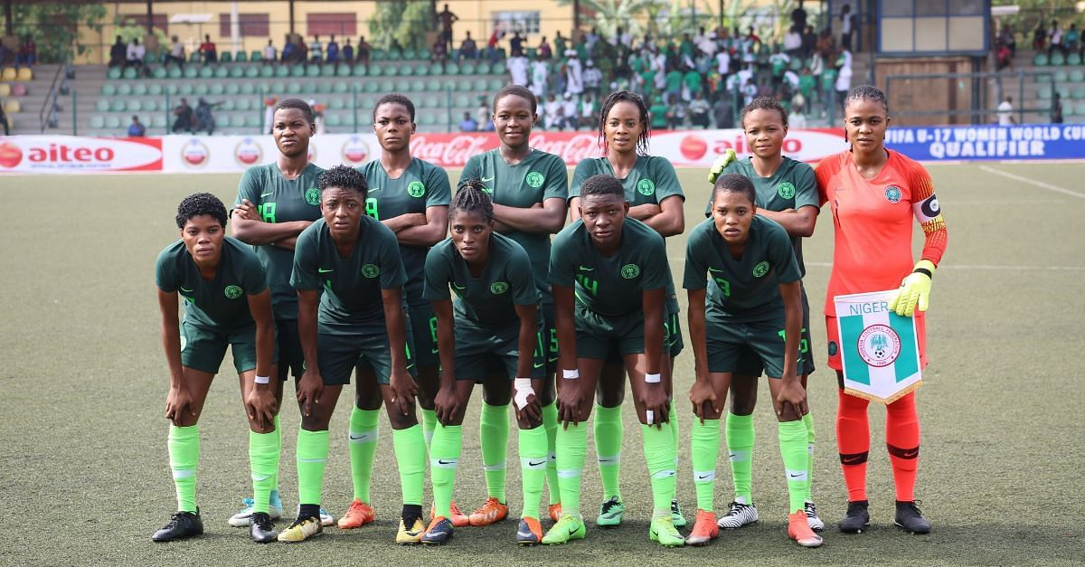 Nigeria 5-1 Guinea (11-2): Flamingos Progress To Next Round