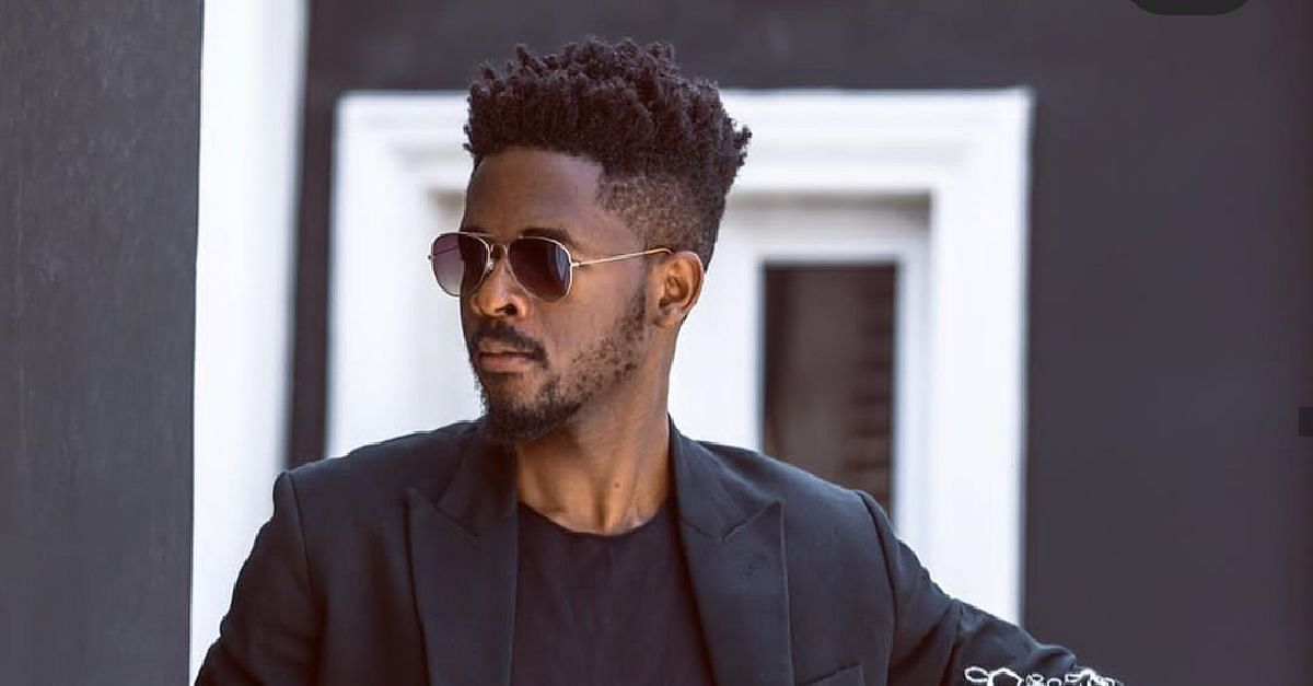Johnny Drille Makes Surprising Discovery About His Neighbourhood