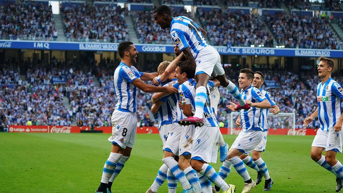 Real Sociedad Progresses To First Copa Del Rey Final In 32 Years