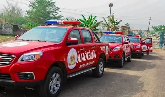Amotekun: Osun, Ekiti, Ondo Begin Recruitment