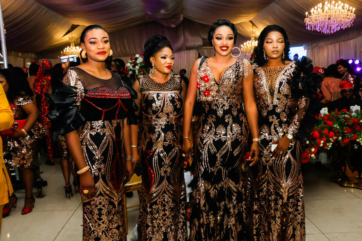 Notable Personalities Attend Ololade Abuta's 35th Birthday Party