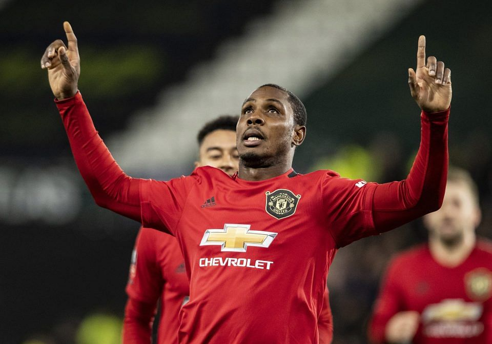 Odion Ighalo Shines As Man United Ease Past LASK In Europa League Tie