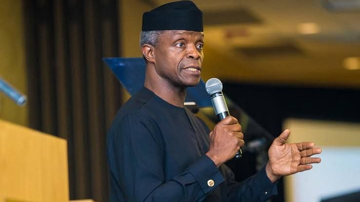 FG Will Continue To Collaborate With Private Sector - Osinbajo