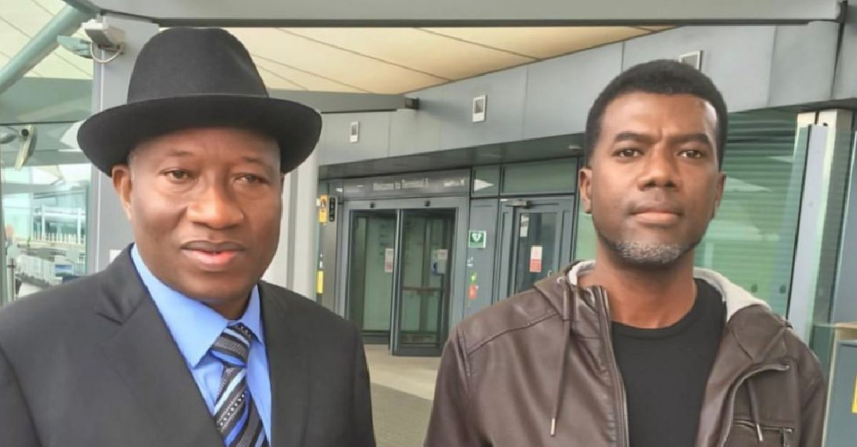 Goodluck Jonathan Did Not Lose The Presidency - Reno Omokri