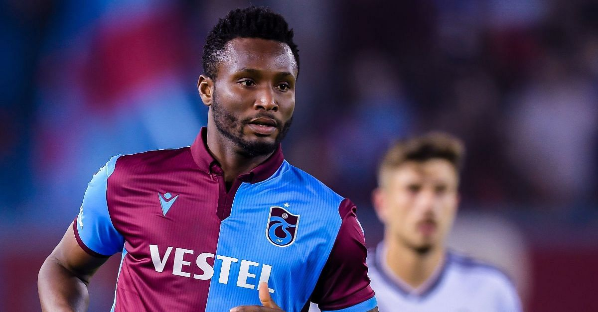 Leaving Trabzonspor Was One Of The Hardest Decisions  - Mikel