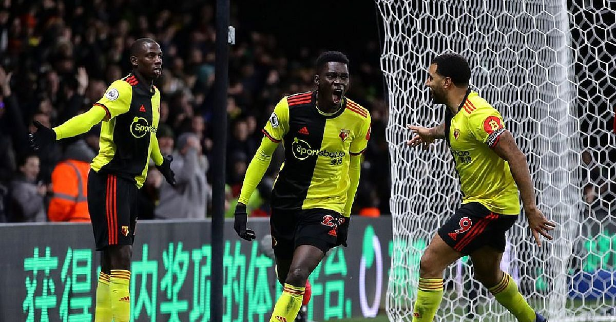 Watford End Liverpool's 'Unbeaten' Run With 3-0 Win At Vicarage Road