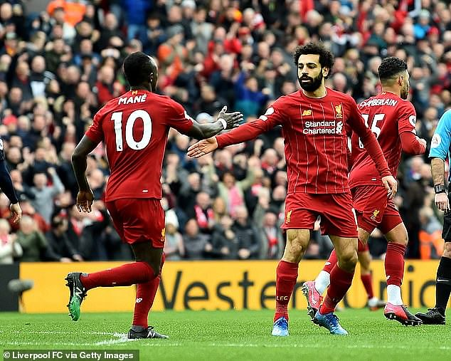 Mo Salah Breaks Yet Another Record In A Century Of Appearance