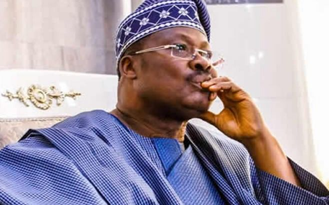 APC Rejects Ajimobi's Nomination As Deputy National Chairman South