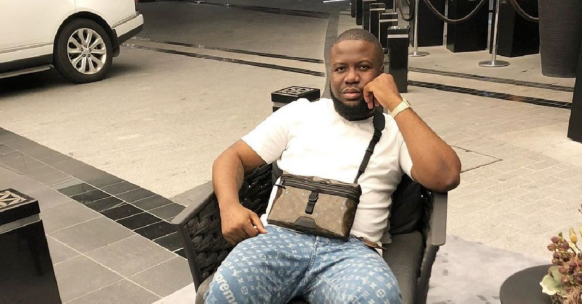 Hushpuppi Blasts Nigerians Who Do Not Practice Social Distancing