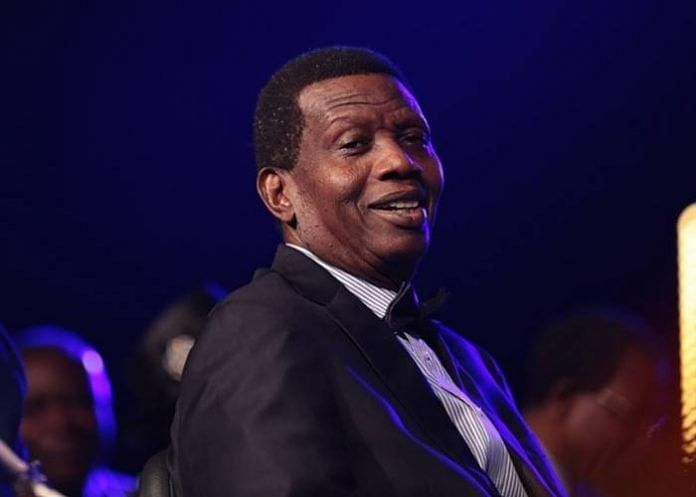 Buhari Celebrates Adeboye At 78