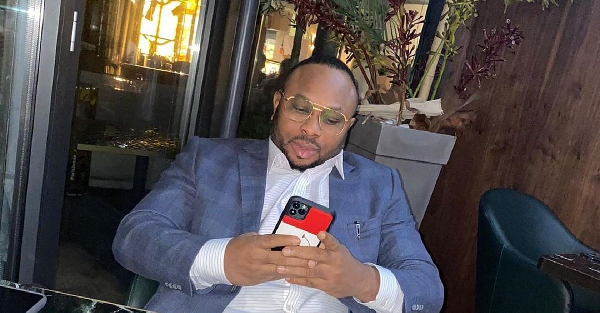 Olakunle Churchill Reacts To Tonto Dikeh's Bisexual Claims