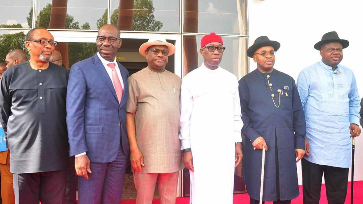 South-South Governors Set To Establish Security Outfit