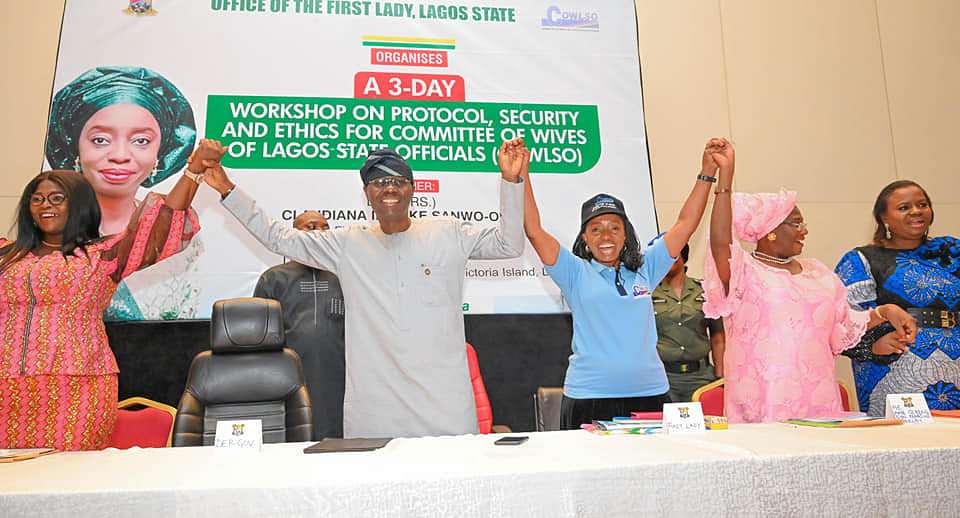 Women Have The Capacity To Solve Nigeria's Challenges – Sanwo-Olu