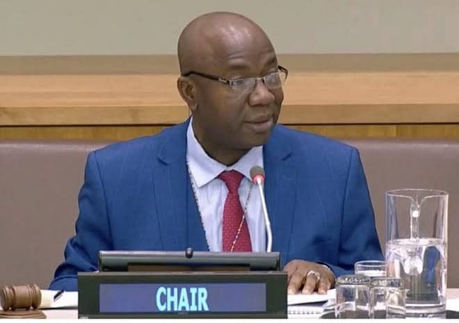 Nigeria Re-Elected As UN Peacekeeping Committee Chairman