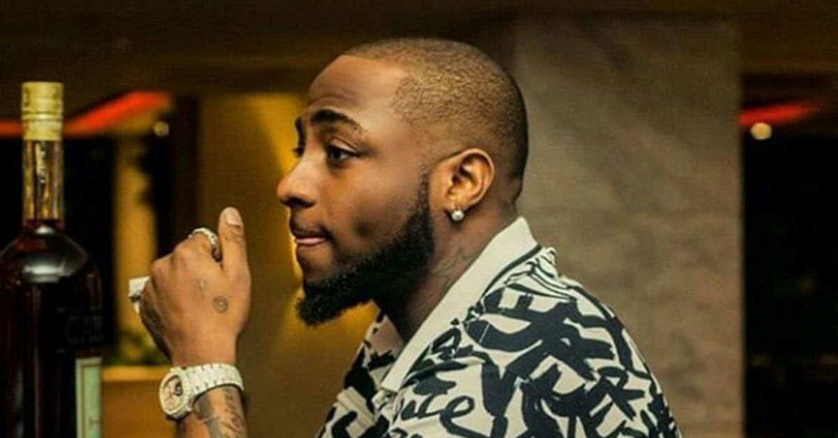 Davido Reveals Why He Flaunts His Father's Wealth