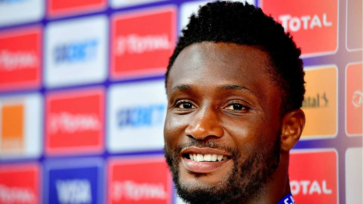 #ClapForOurCareers: Mikel Joins Others In Appreciating Health Workers