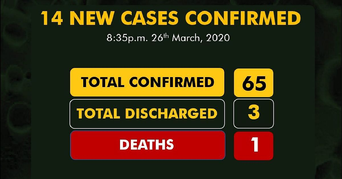 Coronavirus Count Rises To 65 After NCDC Announces 14 New Cases