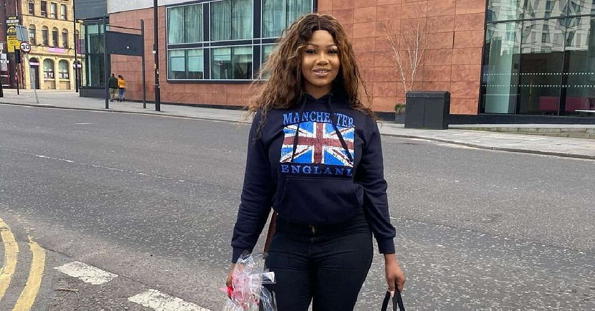 """I Am Back!"" BBNaija's Tacha Announces Her Return From The UK"