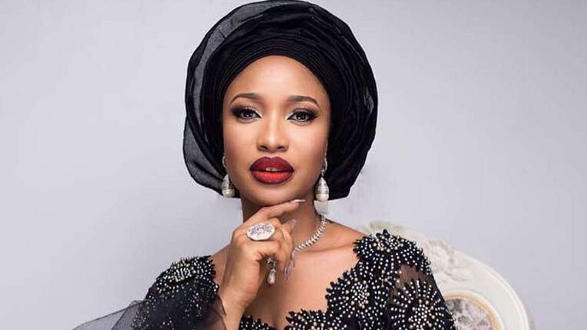 Tonto Dikeh Clears Doubts About Her Sexuality, Says She Is Heterosexual