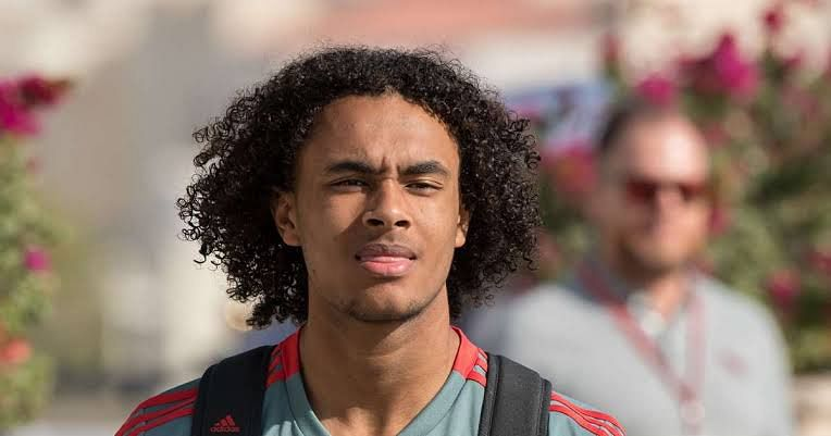 Bayern Munich Rising Star, Zirkzee, Approached By NFF And Rohr