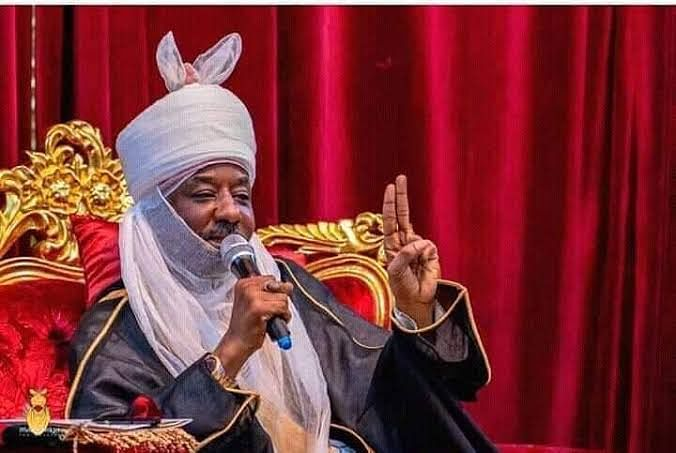 Dethroned Emir Of Kano Arrives In Nasarawa State