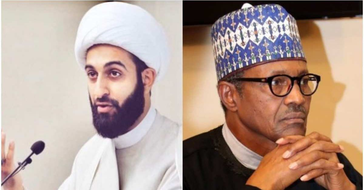 Imam Of Peace, Mohammad Tawhidi, Drags Buhari On Twitter