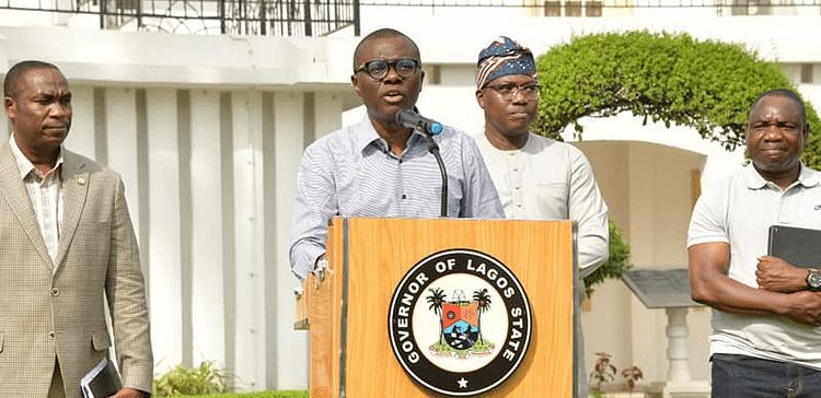Sanwo-Olu Orders Closure Of Markets In Lagos State