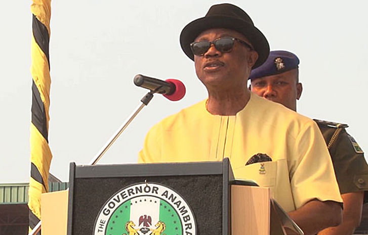 Governor Obiano Commissions New NYSC Orientation Camp In Awka